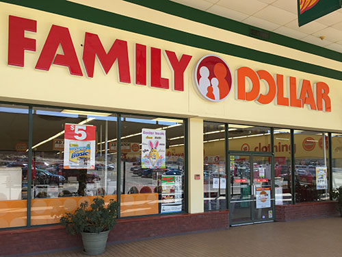 Family Dollar - Church Hill Mall