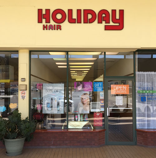Holiday Hair - Church Hill Mall