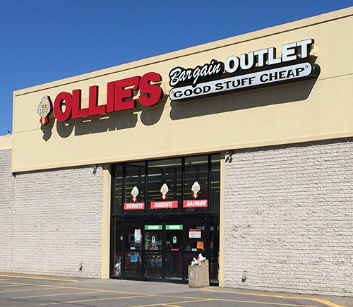 Ollie's Bargain Outlet - Church Hill Mall - Hazleton