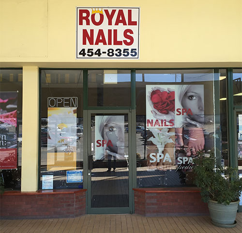 Royal Nails, Church Hill Mall, Hazleton